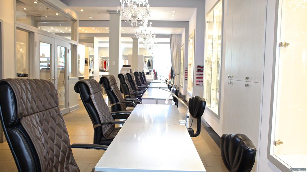 Salon deauville coiffure spa montr al qc ourbis - Salon de the deauville ...
