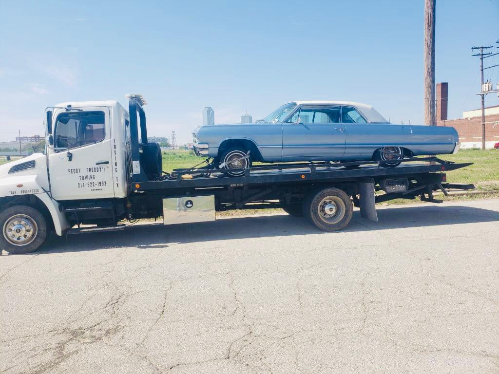 Reddy Freddy's Towing image 0