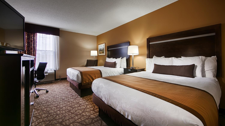 Best Western Plus Belle Meade Inn Amp Suites At 5600 O Brien