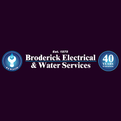 Broderick Electrical & Water Services