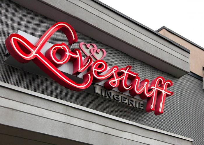 Lovestuff Lingerie Ltd in Langley