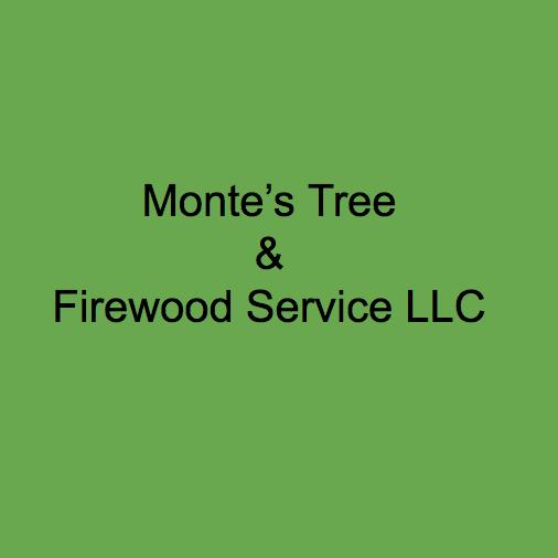 Monte's Tree & Firewood Service LLC