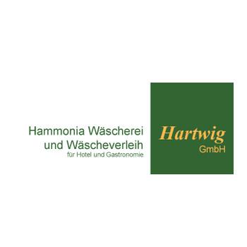 Logo von Hammonia Wäscherei und Wäscheverleih Hartwig GmbH
