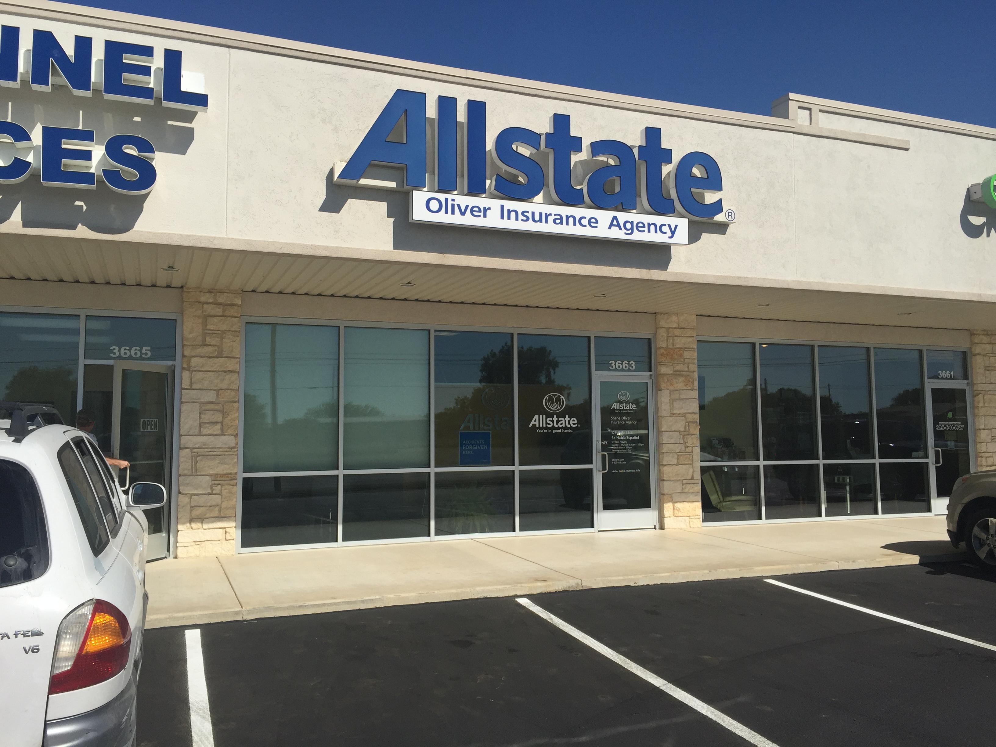 Allstate Insurance Agent: Shane E. Oliver image 1