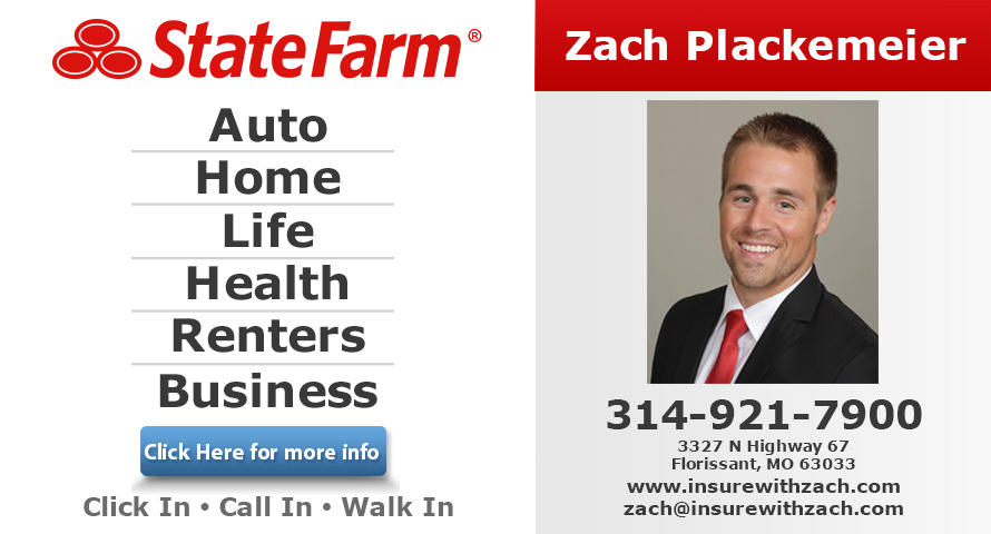 Zach Plackemeier - State Farm Insurance Agent image 0