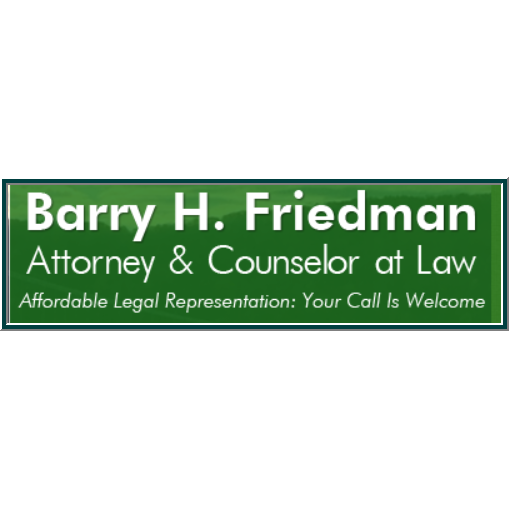 Barry H. Friedman Attorney & Counselor at Law