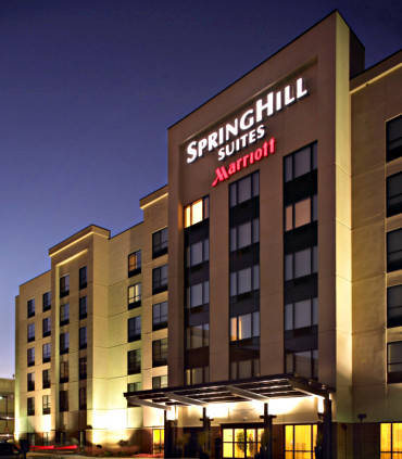 SpringHill Suites by Marriott St. Louis Brentwood image 0