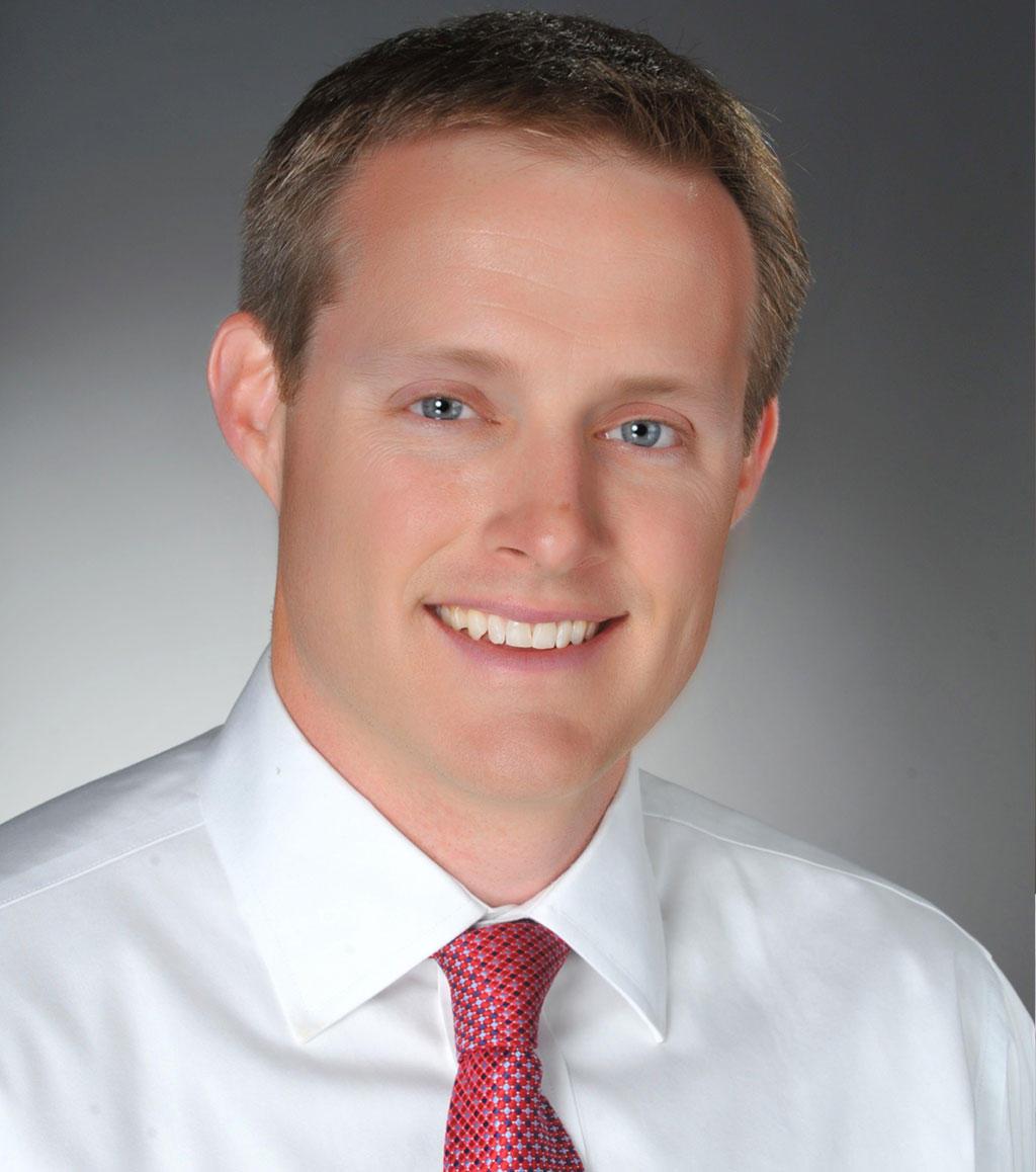 Headshot of Gregory Barker