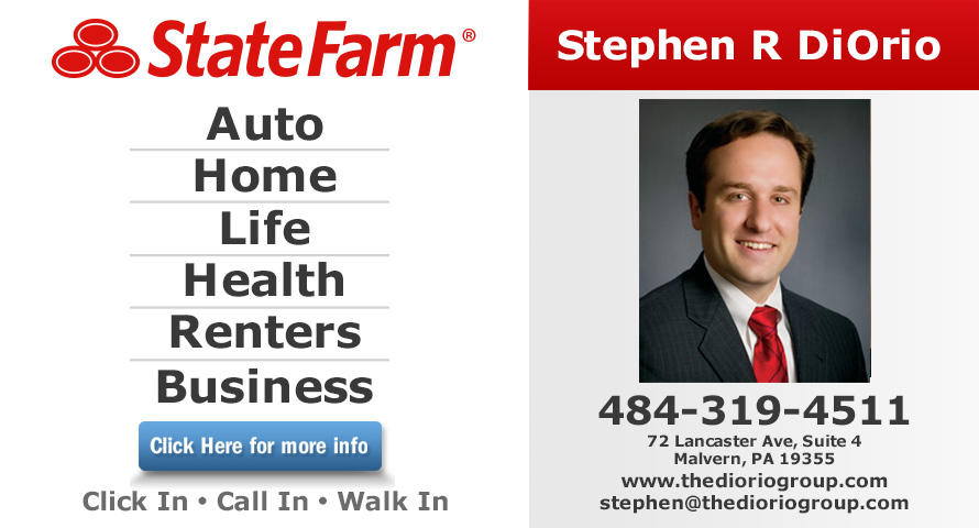 Stephen R DiOrio Jr.- State Farm Insurance Agent image 0