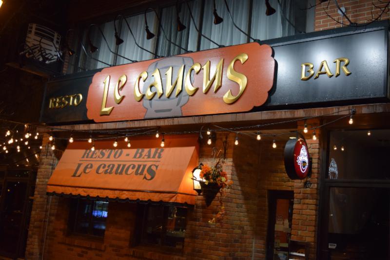 Resto Bar Le Caucus à Lachute