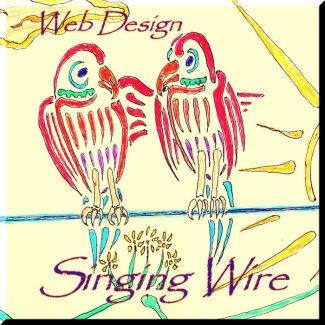 Singing Wire Web Design