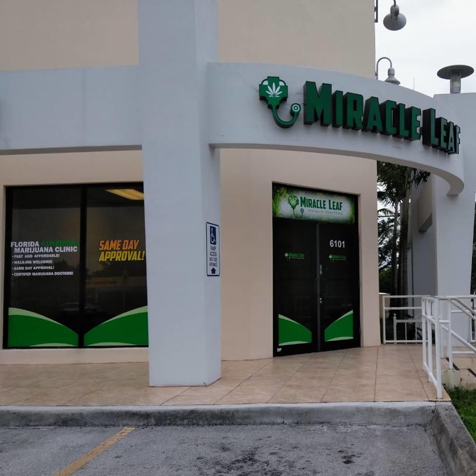 Miracle Leaf Medical Marijuana Doctor image 2