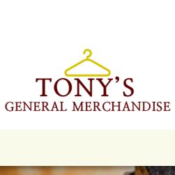 Tonys General Merchandise