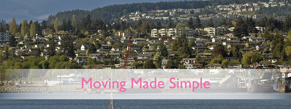 Almost 2 Easy Moving in Nanaimo