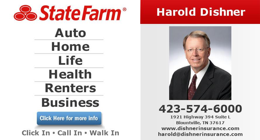 Harold Dishner - State Farm Insurance Agent image 0