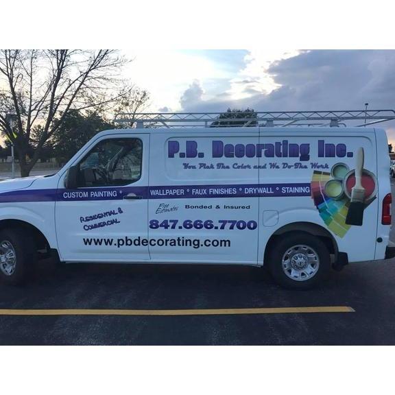 P.B. Decorating Inc.