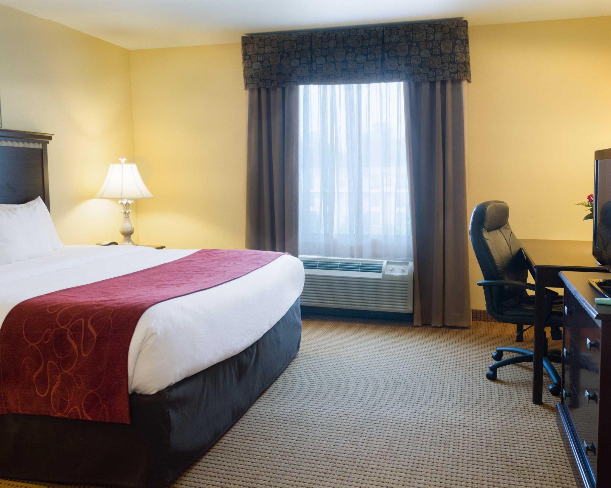Comfort Suites Fredericksburg North image 4