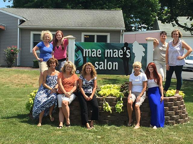 Mae Mae's Salon image 9