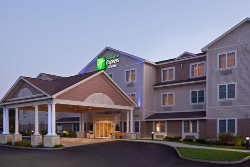 Holiday Inn Express & Suites Tilton - Lakes Region image 1