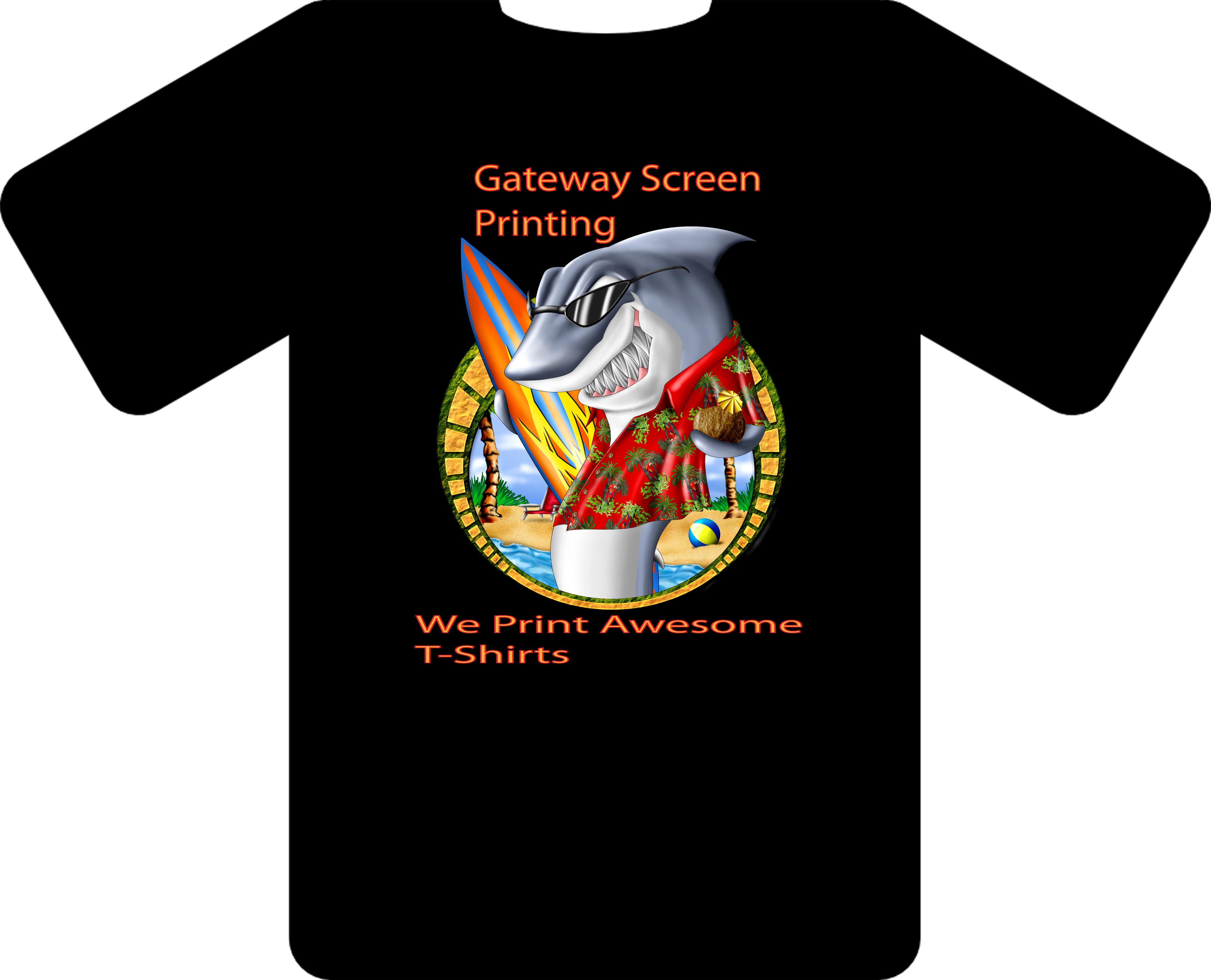 Gateway screen printing in ballwin mo 314 757 6350 for T shirt screen printing phoenix