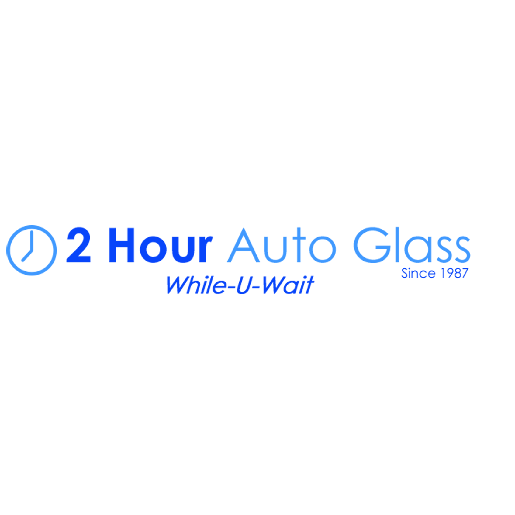 2 Hour Auto Glass
