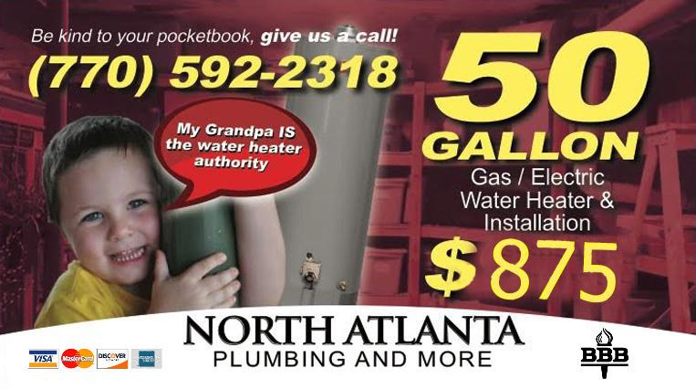 North Atlanta Plumbing and More Inc. image 2
