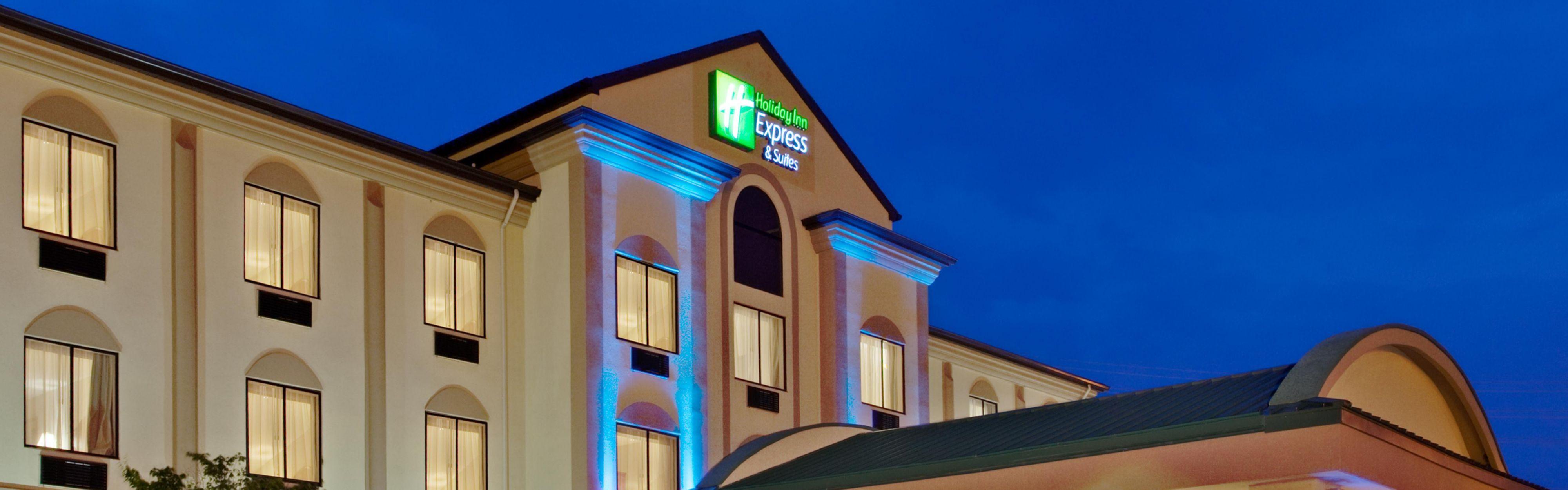 Holiday Inn Express & Suites Newton Sparta image 0