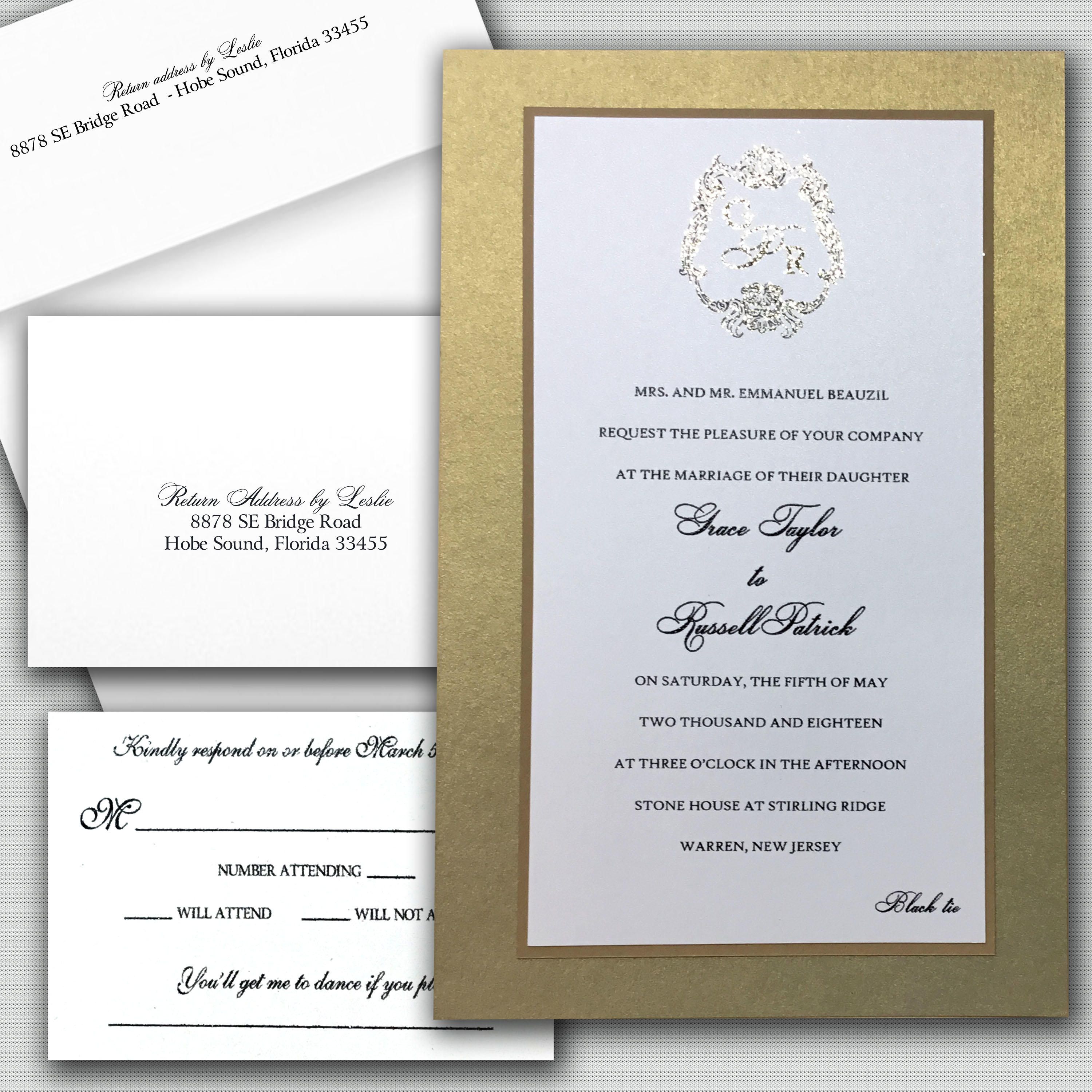 Leslie Store Wedding Invitations & Stationery image 10