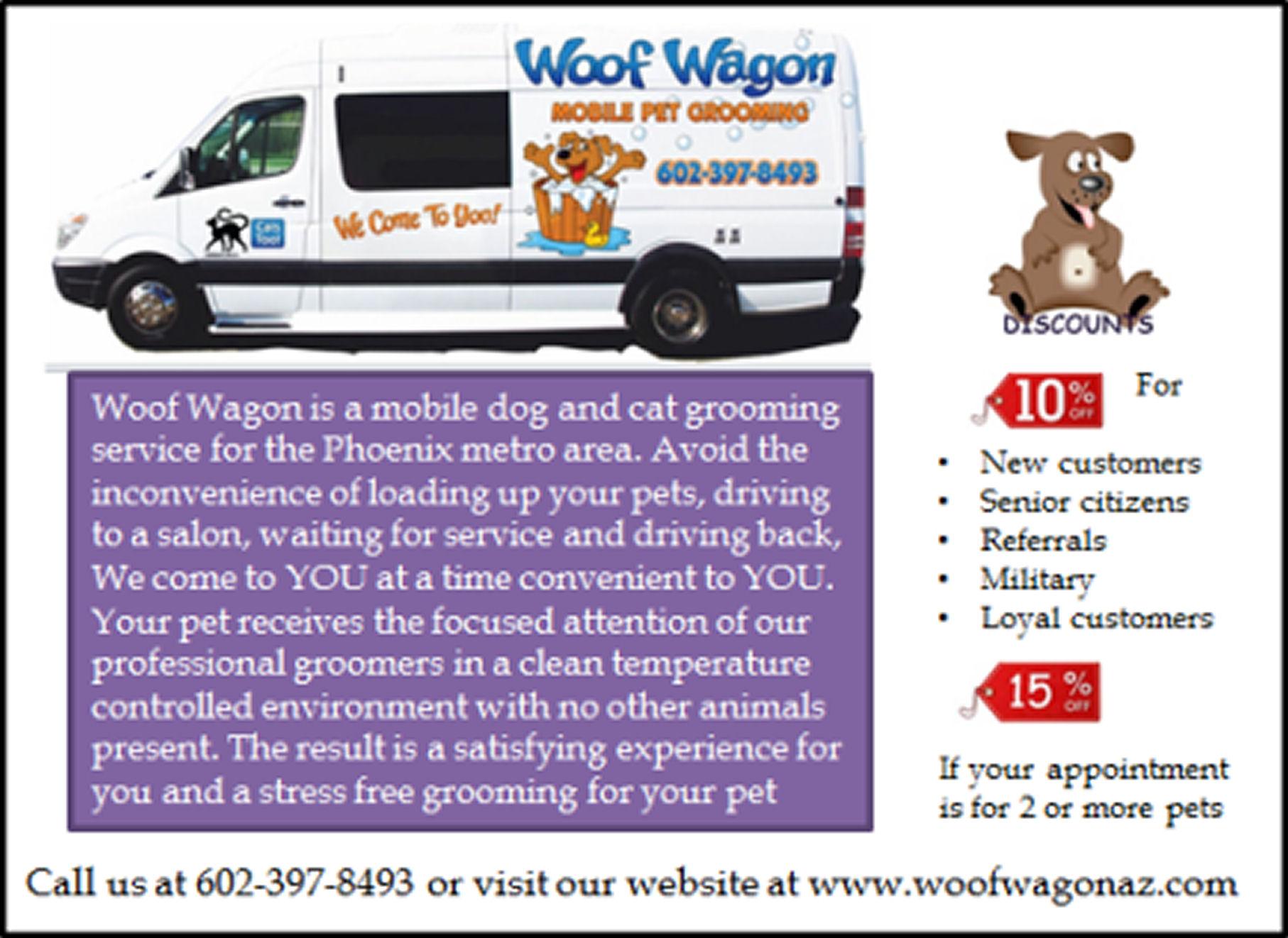 Woof Wagon image 4