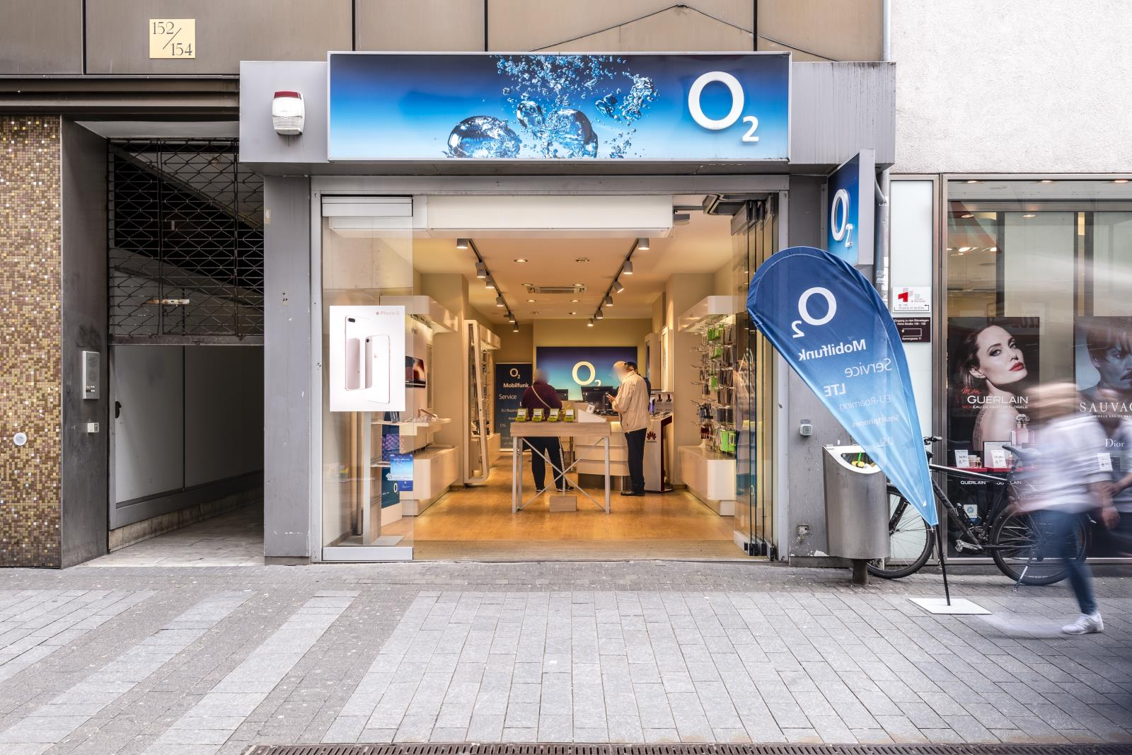 o2 Shop, Hohe Straße 152 in Köln