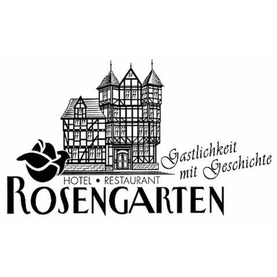 Logo von Hotel Restaurant Rosengarten