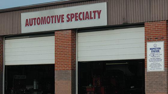 Automotive Specialty LLC image 1