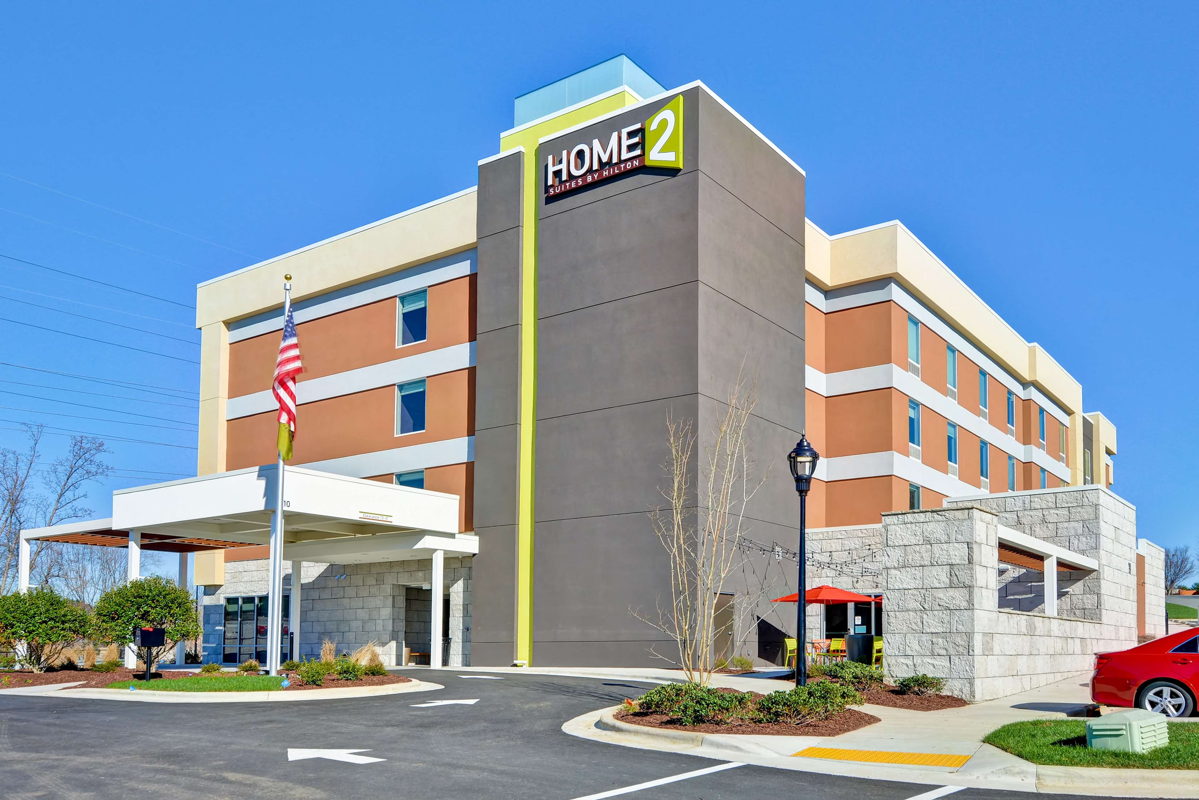 Home2 Suites by Hilton Winston-Salem Hanes Mall image 0
