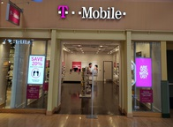 Exterior photo of T-Mobile Store at Great Lakes Crossing Outlet 2, Auburn Hills, MI