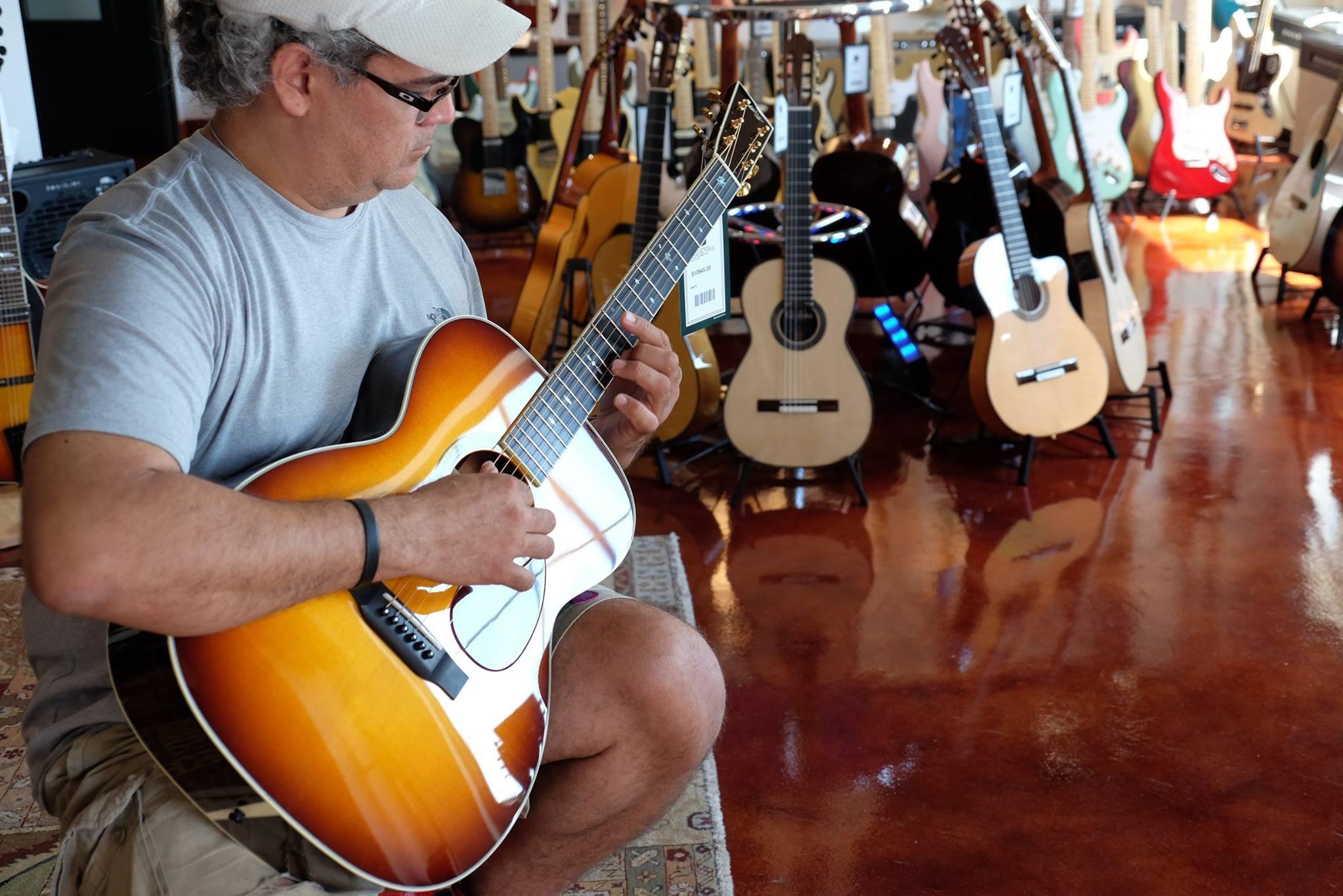 Custom Shop Guitars image 4