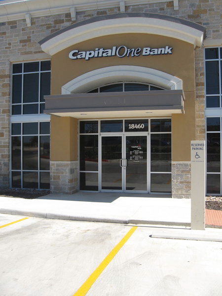 Capital One Bank Closed In San Antonio Tx 78258