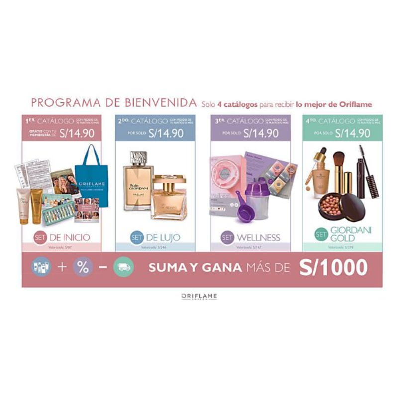 Oriflame Marialeny Yarleque