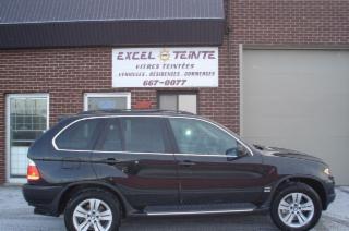 Excel-Teinte Vitres Teintées à Laval
