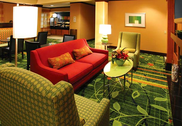 Fairfield Inn & Suites by Marriott Charleston North/University Area