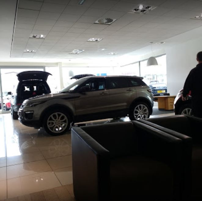 Taggarts Land Rover, Motherwell - Car Dealers (new & Used) in ...