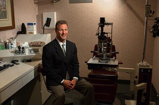 Todd F. Bischof, O.D. - Davis Eye Center image 0