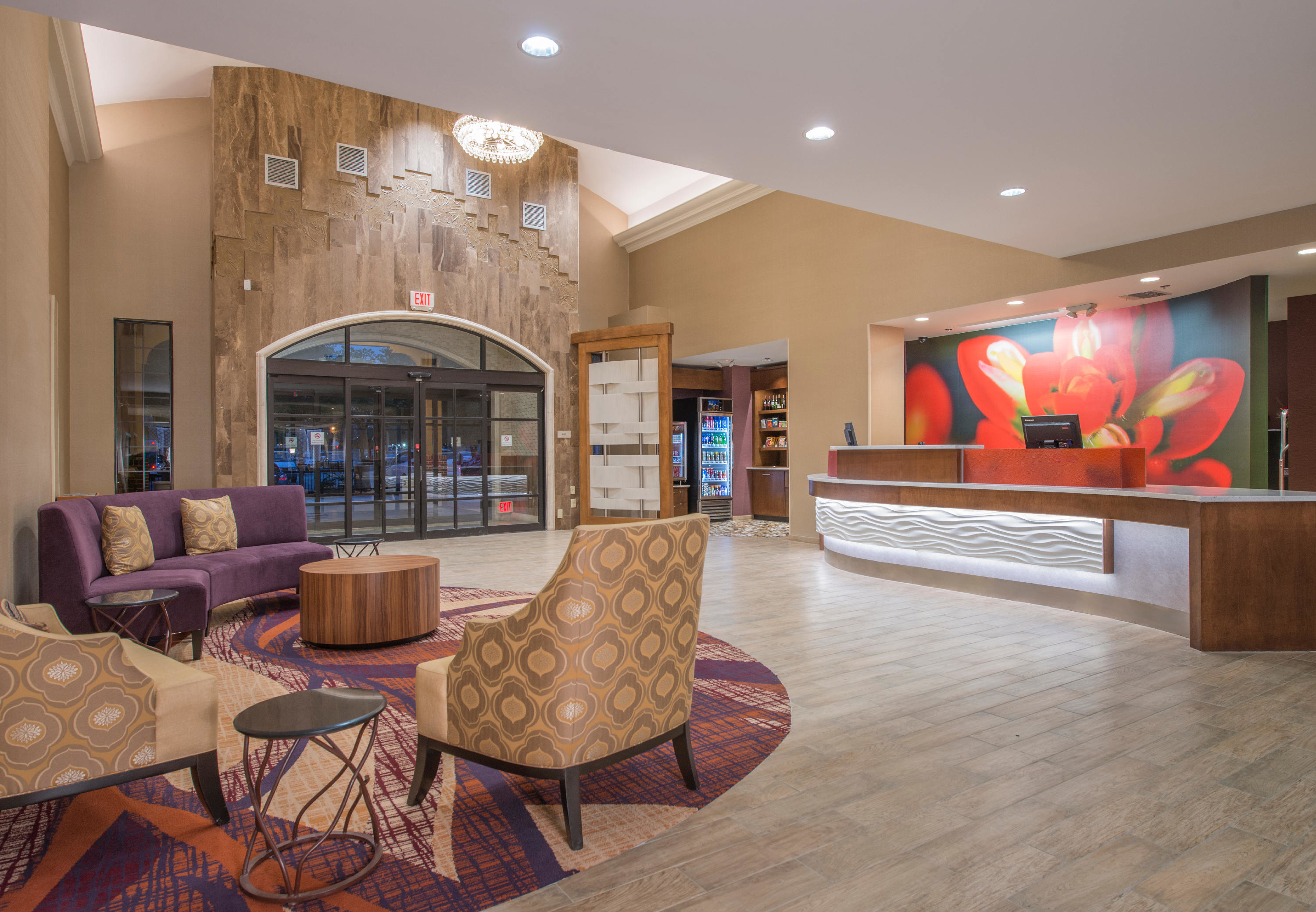 SpringHill Suites by Marriott San Antonio Downtown/Riverwalk Area