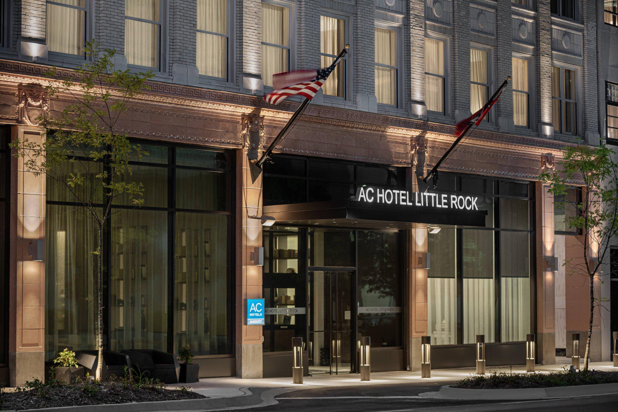 AC Hotel by Marriott Little Rock Downtown