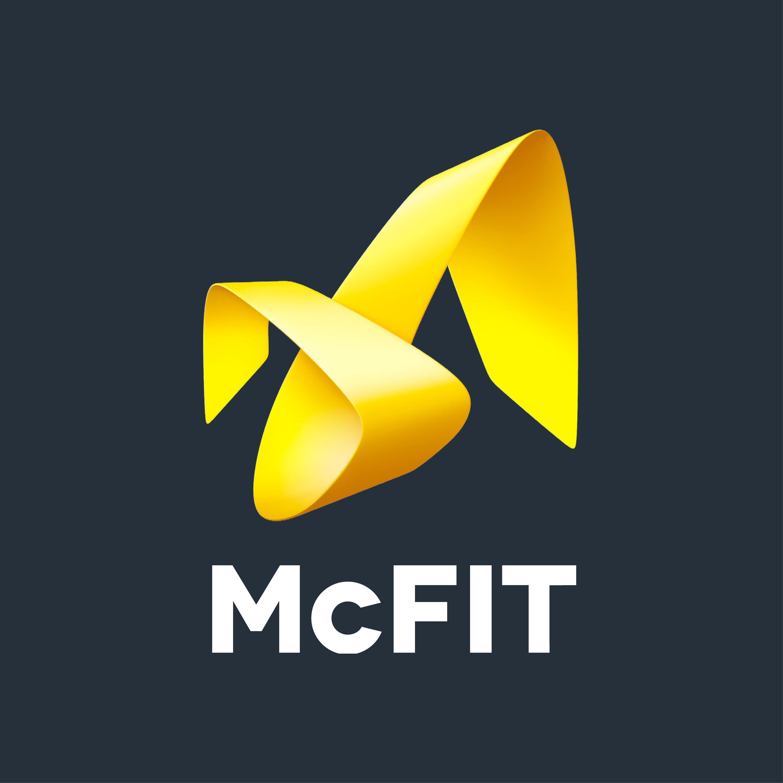 Logo von McFIT Fitnessstudio