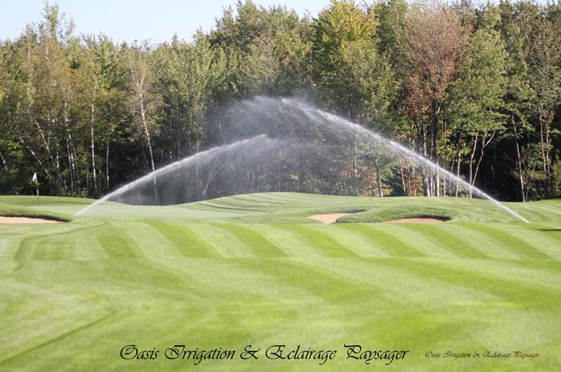 Oasis Irrigation