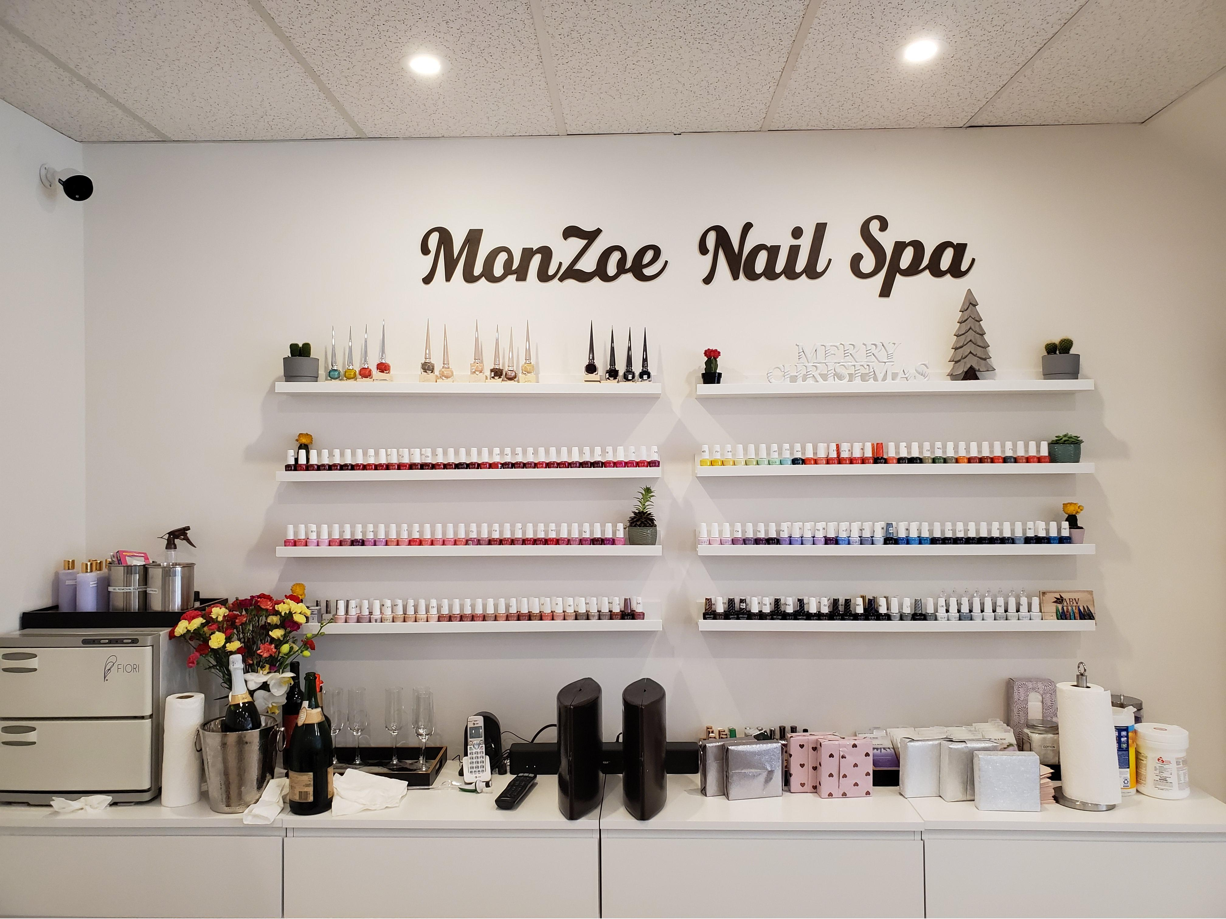 MonZoe Nail Spa
