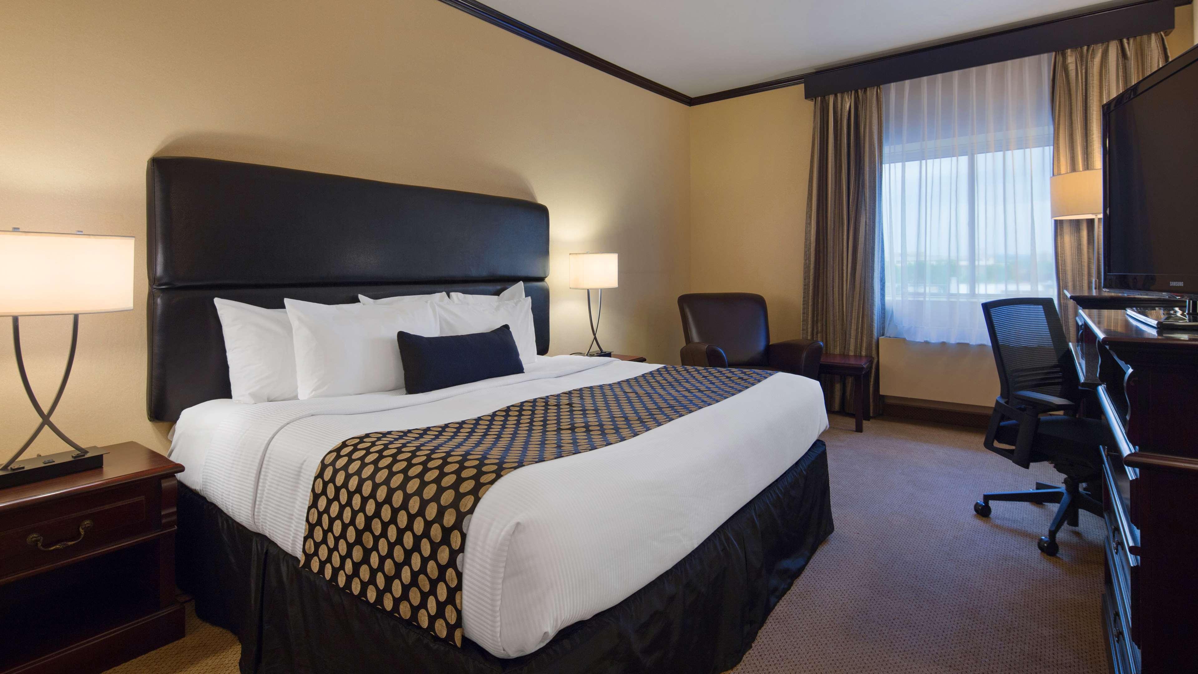 Best Western Plus City Centre/Centre-Ville à Quebec: Guest Room