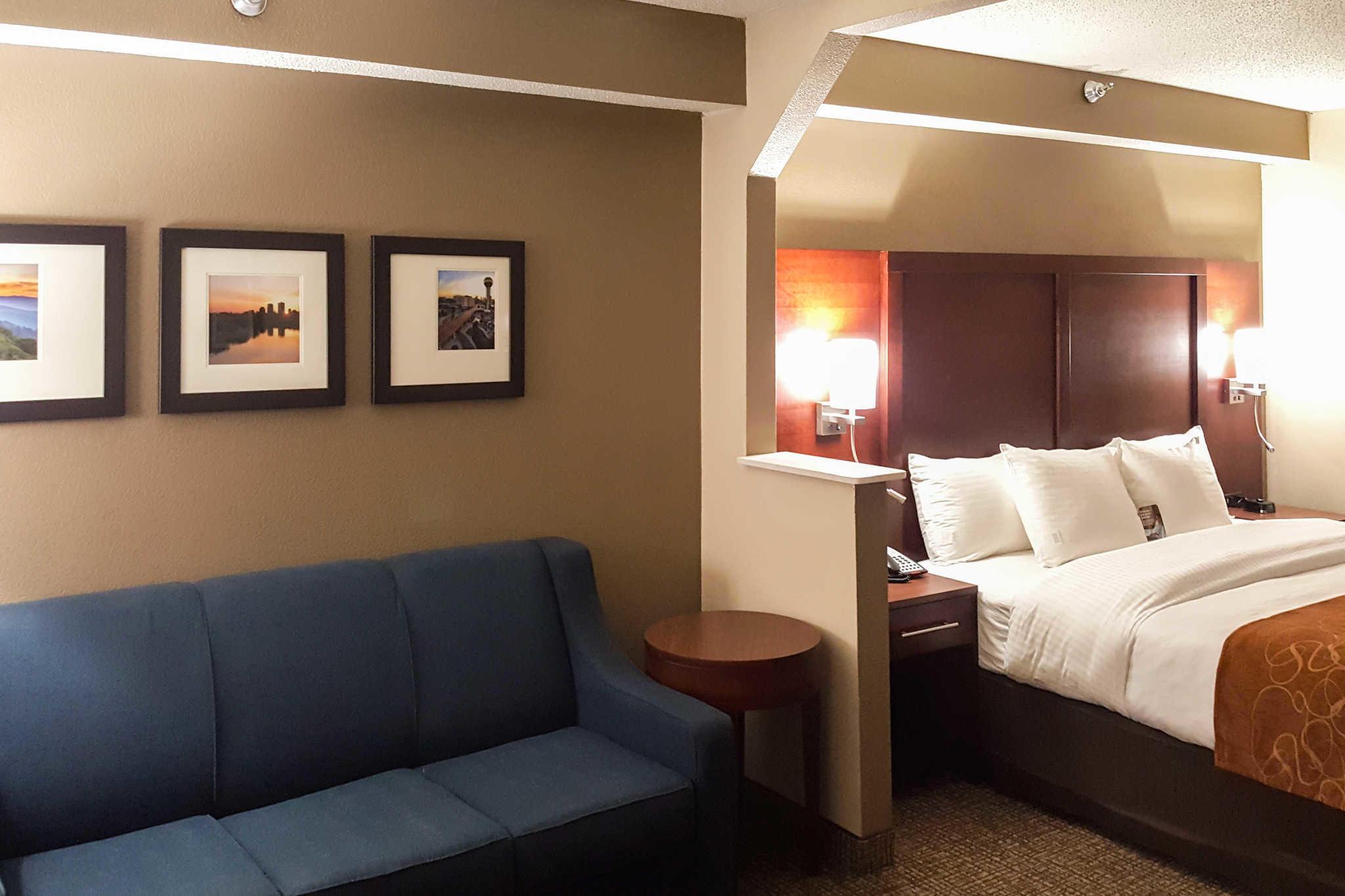 Comfort Suites Airport image 15