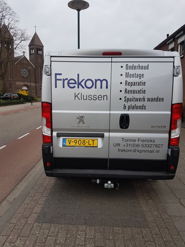 Frekom Klussen