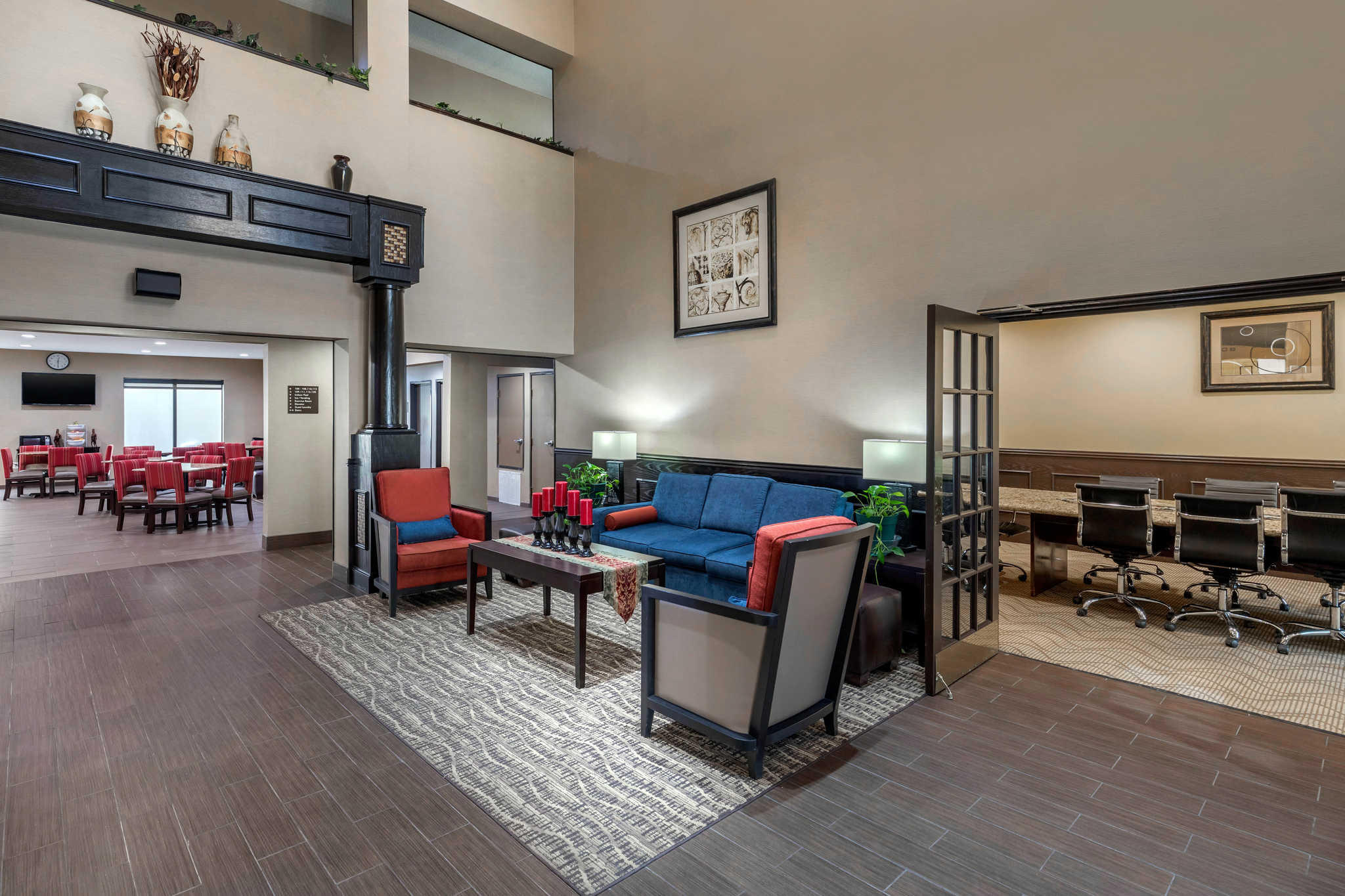 Comfort Suites The Colony - Plano West image 3